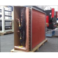 China Copper Condenser Coil For Industrial Refrigeration Commercial Refrigeration Air Conditioning Heat Pump on sale
