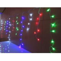Quality led icicle christmas lights clearance for sale