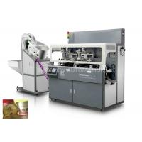Industrial Multicolor Cosmetic Screen Printing Machine Chain - Type