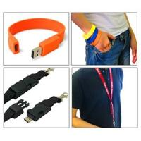 Quality USB Lanyards,Carabiner Hook Lanyards for sale