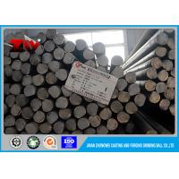Quality 30mm - 90mm High Strength grinding rods For Ball Mill and minings for sale