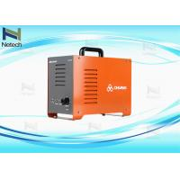Quality Ceramic Cell 10 LPM Portable Aquaculture Ozone Generator For Water Treatment for sale