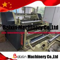 Quality Automatic Paper Roll Slitting and Rewinding Machine for sale