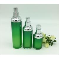 Quality 15ml 30ml 50ml  acrylic cosmetic packaging bottle acrylic skincare bottle for sale