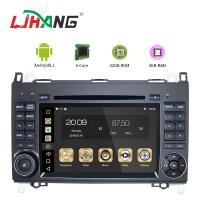 Quality 7 Inch Touch Screen Mercedes Benz DVD Player GPS Navigation For Benz W169 for sale