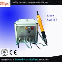 Quality Manual Screwdriving Machine with Auto Feeding Device Screw Tightening Machine for sale