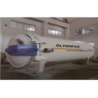 Quality Chemical Glass Autoclave for glass lamination processing line with high temperature and pressure for sale