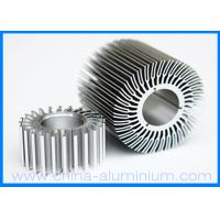 Quality 6000 Series Extruded Heat Sinks Aluminium Extrusion Profiles China Supplier for sale