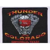 China Motorcycle Bicker Club Embroidered Patches on sale