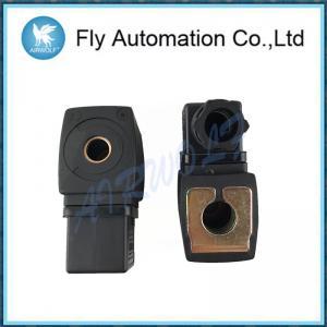 Quality Parker Coil 483510S6 Black Pulse Jet Valves Plastic 220V Solenoid Valve Coil for sale