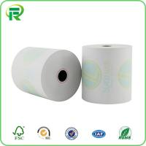 Thermal Cash Register Paper rolling plastic core 80mm*80mm