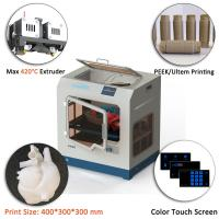 Quality High Precision PEEK 3D Printer Automatic CreatBot 3d Printing Equipment for sale
