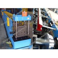 Quality Fire Proofing Frame Shutter Door Roll Forming Machine High Efficiency for sale