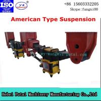 China YUANZHENG American Trailer Suspension on sale