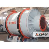 Buy cheap Low Power Consumption Three Drum Rotary Dryer Material Less Than 20mm from Wholesalers
