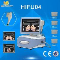 Quality Medical Non - Invasion Ultrasound Face Lift Machine Eye Bags Removal for sale
