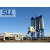Quality HZS35 Cement Concrete Batching Plant With Sealed Patent Convenient Operation for sale