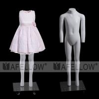 Quality Pop fashion product high grade kid ghost mannequin no head for display for sale