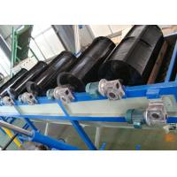China 500 Kg / H Waste HDPE Plastic Bottle Recycling Equipment Low Labor Request on sale