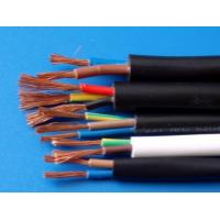 China RoHS UL2570 PVC Double Insulated Copper Wire Multi Core Shielded Cable on sale