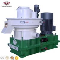 China Factory supply directly ring die wood output biomass pellet machine on sale