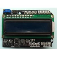 Quality Custom Prototype PCB Board Printing LCD Keypad Shield LCD1602 Module Display for sale