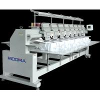 China 8 Head High Speed Tubular Embroidery Machine , embroidery machine for hats on sale
