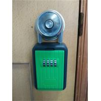 Quality Combination Metal Portable Lock Box For Keys , Pocket Home Key Lock Box for sale