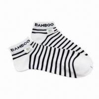 Quality Healthy and eco-friendly bamboo socks for men for sale
