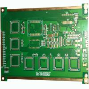China Special Process Multilayer Pcb Board HDI PCB Plug Via Resin Circuit Board on sale