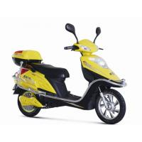 China 450w High efficiency brushless motor electric scooter / motorised bicycles classical style on sale