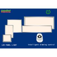 China 300x300 25 W Super Slim Dimmable LED Panel Light, 1600lm Remote Control LED Lights on sale