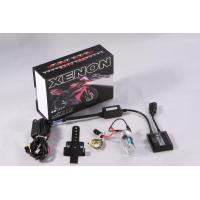 Quality Safe 4300K 6000K 3.2A digital all in one hid kit H7 H8 H9 For Fog Lamp for sale