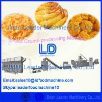 Quality Widely used hot sale automatic bread crumb plant/processing line for sale
