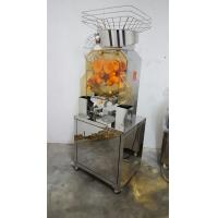 Buy cheap Commercial Automatic Fruit Orange Juicer Machine / Industrial Professional Juice Extractor / Fruit Juice Squeezer from Wholesalers