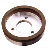 Quality Resin Diamond Cup Grinding Wheel for Glass Grinding - zoe@moresuperhard.com for sale