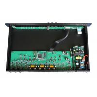 China Manual PA Sound Equipment Computer Control With Software Disc on sale
