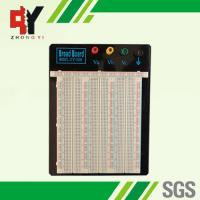 Quality Coloured Solderless Breadboard Projects , ROHS Approval Electronic Prototype Board for sale
