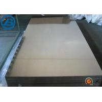 Quality Rectangular Magnesium Photoengraving Plate AZ31 Magnesium Etching Plate for sale
