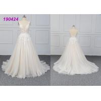 Quality Beautiful Bridal A Line Ball Gown Wedding Dress Gowns Customize Made All Sizes‎ for sale