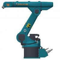 Quality Light Weight Arc Welding Robot Ground Mounted Installation With 1.1kw-12.5kw Power for sale