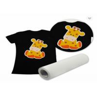 Buy cheap 65gsm/80gsm Matte Hot/Cold Peel Sublimation Heat Transfer Release Paper/Heat from wholesalers