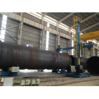 Quality High Speed Wind Tower Production Line TIG MIG Welding Manipulator for sale