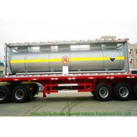 Quality 20FT / 30FT ISO Tank Container For Transport C9 Aromatics  20000L for sale