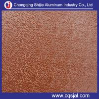 Buy cheap 3003 3105 3005 5052 coated or not coated stucco embossed aluminum coil from Wholesalers