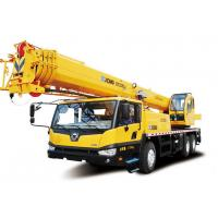 Quality Load Sensing Mobile Truck Mounted Lift With Retractable Boom , 25 Ton for sale