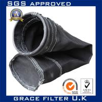 China Nomex / PPS Fiberglass Filter Bags Industrial Filtration Baghouse Dust Collectors on sale