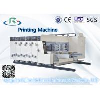 China High Speed  Multicolor  Flexo Rotary Die-Cutting & Stacking & Printing Machine on sale