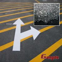 Quality reflective bike spoke Glass Beads For Road Marking for sale