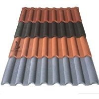 Quality Roofing Sheet Factory Price Metro Tiles Standard Hot Sales in Africa Stone Coated Steel Step Roofing Sheets for sale